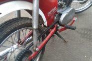 Ремонт Мопед(мотоцикл) Рига 17