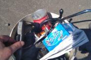 Ремонт Мопед(мотоцикл) rally hyosung