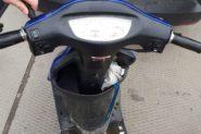 Ремонт Мопед(мотоцикл) Storm LH50QT-6