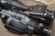 Ремонт Камера видеонаблюдения Sony hdrfx1