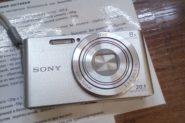 Ремонт Фотоаппарат Sony DSc-W830