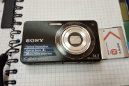 Ремонт Фотоаппарат Sony dsc-w350