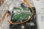 Ремонт Восстановление данных жесткий диск Maxtor stm3320614AS