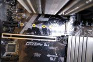 Ремонт Компьютер ADATA SSD SP580, Z370 Killer SLI, INTEL R CORE 17, i7-8700SR3QS 3.20GHZ L749D165 CMR32GX4M4C3000C15 2 шт, TXERMALTAKE TR S SERIES