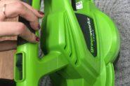 Ремонт Воздуходув GreenWorks -