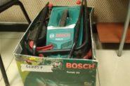 Ремонт Газонокосилка Bosch Rotak32