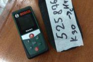 Ремонт Лазерный дальномер Bosch iec60825