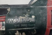 Ремонт Перфоратор Metabo KHE 2660 Quick
