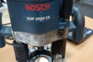 Ремонт Фрезер Bosch GOF 2000CE