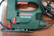 Ремонт Электролобзик Bosch PST 650 PE