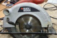 Ремонт Электропила BLACK DECKER CD601 TAPE1