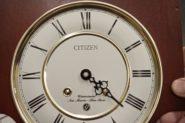 Ремонт Настенные часы citezen -