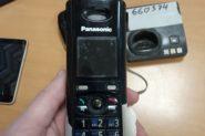 Ремонт Домашний телефон Panasonic KX-TG8205RU