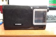 Ремонт Радиоприемник Hyundai H-1604