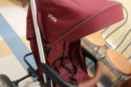 Ремонт Детская коляска CARRELLO VISTA CRL-8505