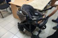 Ремонт Детская коляска TUTIS нет