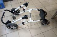 Ремонт Детская коляска Barleto -