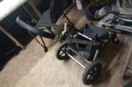 Ремонт Детская коляска BUGABOO нет