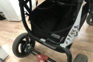 Ремонт Детская коляска trend valco