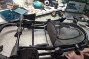 Ремонт Детская коляска MIMA KOBI нет