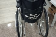 Ремонт Инвалидная коляска Titan Deutschland GmbH
