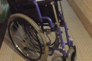 Ремонт Инвалидная коляска