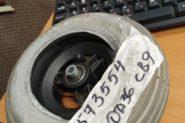Ремонт Колесо от коляски 2 колеса от инвалидной коляски ..