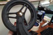 Ремонт Колесо от коляски - -