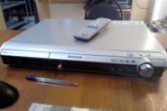 Ремонт DVD-плеер Panasonic SA-HT540