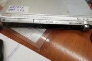 Ремонт DVD-плеер Panasonic SA-HT543