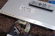 Ремонт DVD-проигрыватель LG DKS-5550