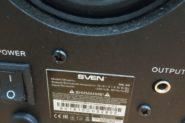 Ремонт Акустическая система SVEN MS-90
