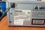 Ремонт Видеомагнитофон Toshiba D-VR40-S-TE