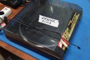 Ремонт Виниловый проигрыватель пластинок Sony PS-LX45P.