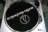 Ремонт Виниловый проигрыватель пластинок audio technica AT-LP60-Usb