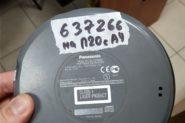 Ремонт Магнитола мал. (до 20 см) Panasonic sl-ct582v