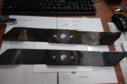 Ремонт Заточка ножа для газонокосилки неизвестно неизвестно