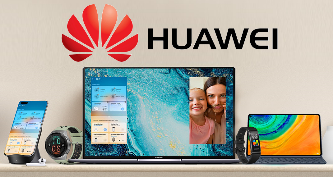 Ремонт техники Huawei в Санкт-Петербурге