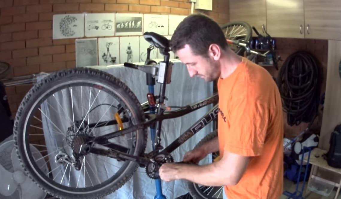 Ремонт велосипеда в Мурино