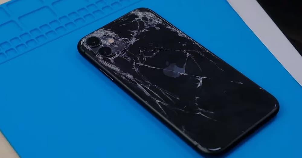 Замена корпуса iPhone 11 в СПб