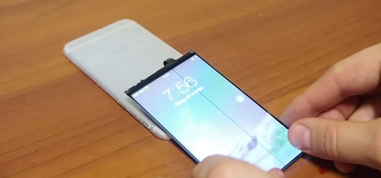 Замена тачскрина iPhone 6