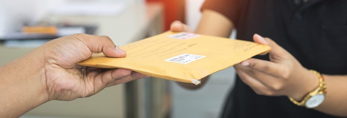 Перевозка документов