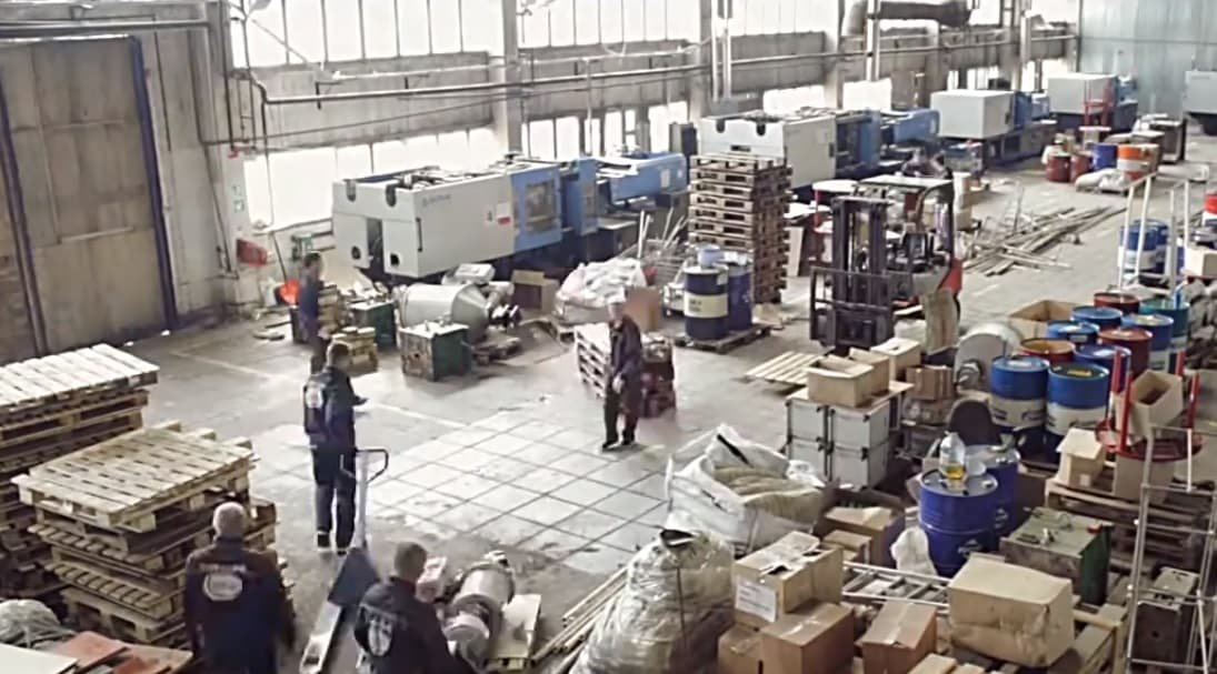 Промышленный переезд в СПб
