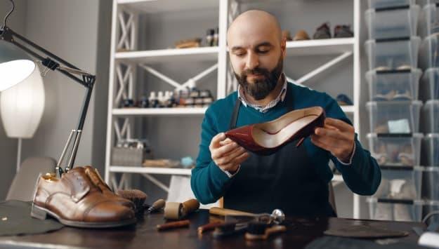 Ремонт обуви в Санкт-Петербурге