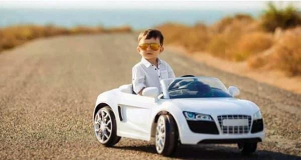 Ремонт детских электромобилей в СПб